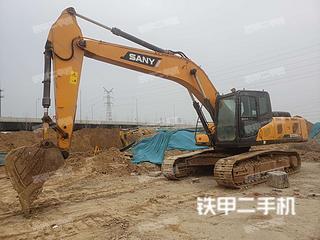 河南-郑州市二手三一重工SY235C-9挖掘机实拍照片