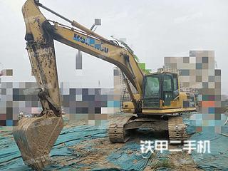 小松PC210LC-8M0挖掘機實拍圖片