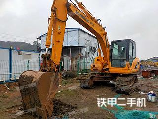 湖南-邵阳市二手龙工LG6150挖掘机实拍照片