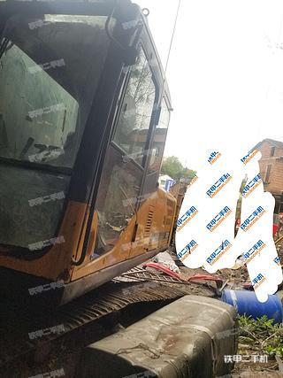 達州三一重工SY235C挖掘機實拍圖片