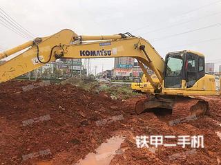 江西-宜春市二手小松PC200-7挖掘机实拍照片