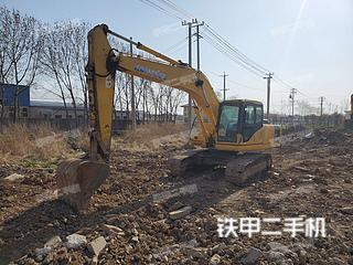 小松PC200LC-7挖掘机实拍图片
