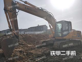 柳工CLG922挖掘機實拍圖片