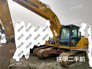 天津-天津市二手住友SH210-5挖掘机实拍照片