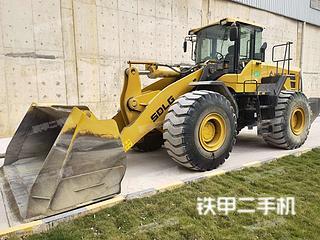 山東臨工L968F裝載機實拍圖片