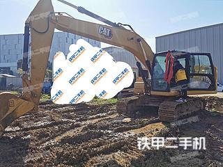 江苏-南京市二手卡特彼勒新一代Cat®320GC液压挖掘机实拍照片