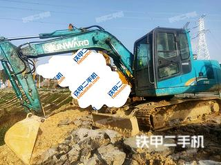 湖南-张家界市二手山河智能SWE90E挖掘机实拍照片