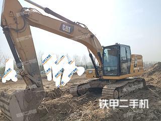 河南-郑州市二手卡特彼勒新一代Cat®323液压挖掘机实拍照片