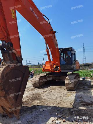 浙江-杭州市二手日立ZX450H挖掘机实拍照片