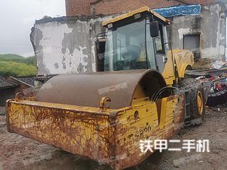 陕西-安康市二手山东临工LGS820压路机实拍照片