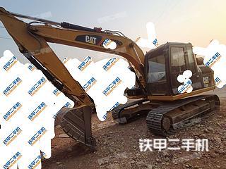 云南-大理白族自治州二手卡特彼勒313D2L小型液压挖掘机实拍照片