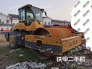 陕西-汉中市二手山东临工RS8200压路机实拍照片