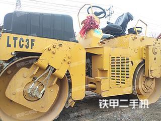 山东-日照市二手洛阳路通LTC3F压路机实拍照片