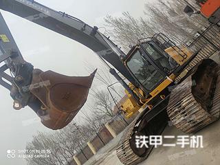 河北-廊坊市二手约翰迪尔470GLC挖掘机实拍照片