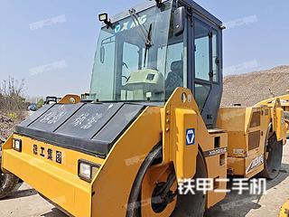 安徽-合肥市二手徐工XD121-II压路机实拍照片