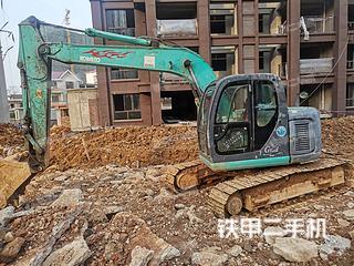二手神钢 SK115SR 挖掘机转让出售