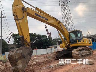 二手小松 PC400-8 挖掘机转让出售
