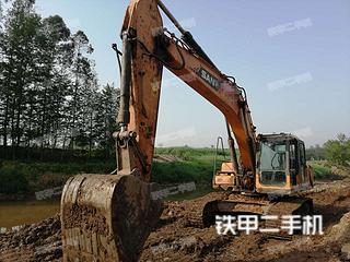 四川-眉山市二手三一重工SY235C-9挖掘机实拍照片