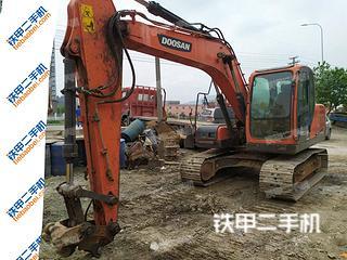 斗山DX150-9C挖掘機實拍圖片