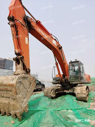 江苏-南京市二手日立ZX330-3G挖掘机实拍照片