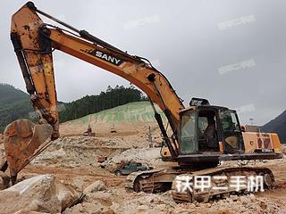 广西-南宁市二手三一重工SY305C挖掘机实拍照片