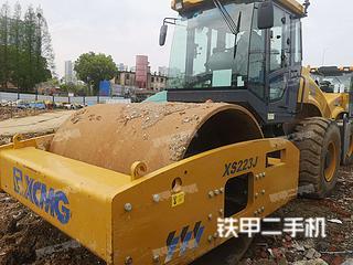 湖北-武汉市二手徐工XS223J压路机实拍照片