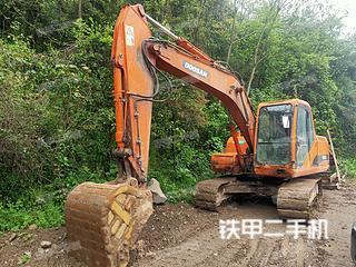 湖南-张家界市二手斗山DH150LC-7挖掘机实拍照片