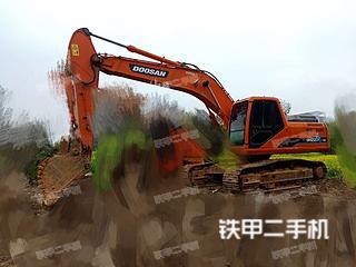 安徽-巢湖市二手斗山DH220LC-9E挖掘机实拍照片