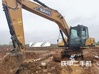 湖北-武汉市二手三一重工SY205C挖掘机实拍照片