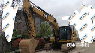 江苏-徐州市二手卡特彼勒新一代Cat®320GC液压挖掘机实拍照片