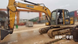 广西-南宁市二手徐工XE135B挖掘机实拍照片