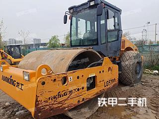 安徽-合肥市二手龙工LG520D全液压压路机实拍照片