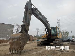二手沃尔沃 EC210BLC 挖掘机转让出售