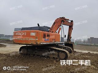 日立ZX360H-5G挖掘機實拍圖片