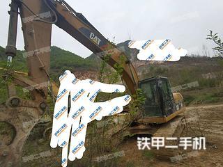 河南-南阳市二手卡特彼勒323DL挖掘机实拍照片