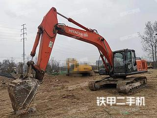 日立ZX240LC-3挖掘機實拍圖片