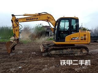山推SE75-9挖掘机实拍图片