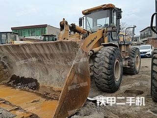 石家莊龍工LG855B裝載機實拍圖片
