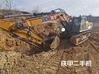 河南-濮阳市二手徐工XE470C挖掘机实拍照片
