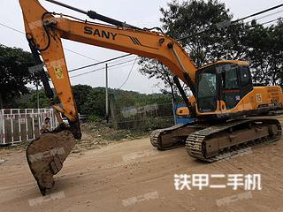 二手三一重工 SY215C-8S 挖掘机转让出售