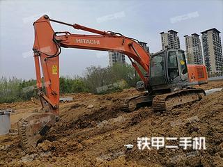 日立ZX210K-3挖掘機實拍圖片