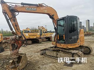 二手凯斯 CX75SR 挖掘机转让出售