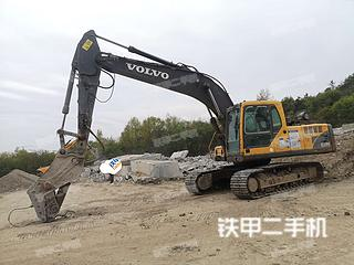 二手沃尔沃 EC210B 挖掘机转让出售