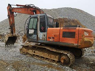 二手日立挖掘机左后45实拍图227