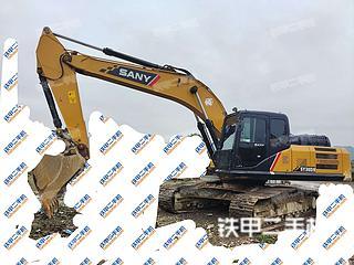 四川-巴中市二手三一重工SY245H挖掘机实拍照片