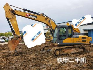 安徽-六安市二手徐工XE205DA挖掘机实拍照片