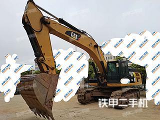 安顺卡特彼勒336D2液压挖掘机实拍图片
