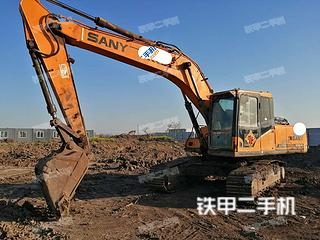二手三一重工 SY215C 挖掘机转让出售