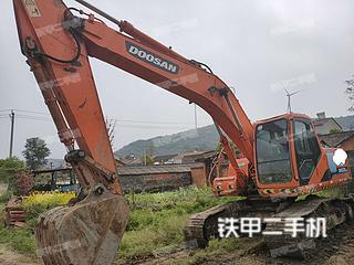 二手斗山 DH215-7 挖掘机转让出售