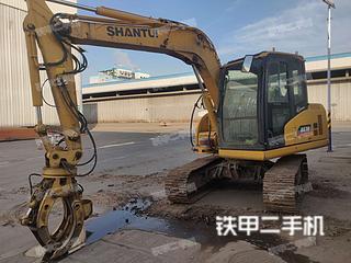 山推SE75-9A挖掘机实拍图片